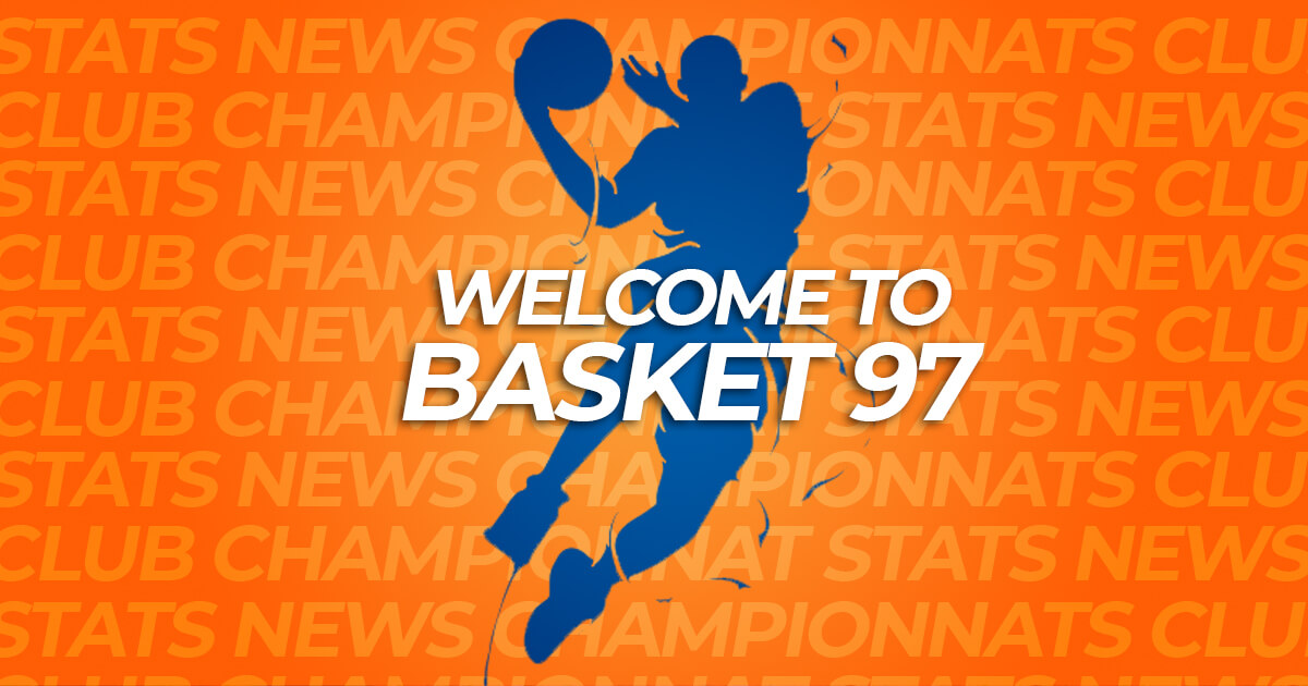 Welcome to Basket97